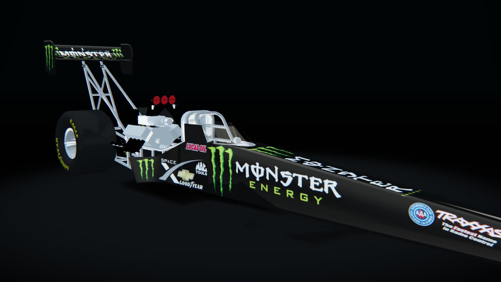 Top Fuel Dragster - zz-Fictional-zz - Car Detail - Assetto